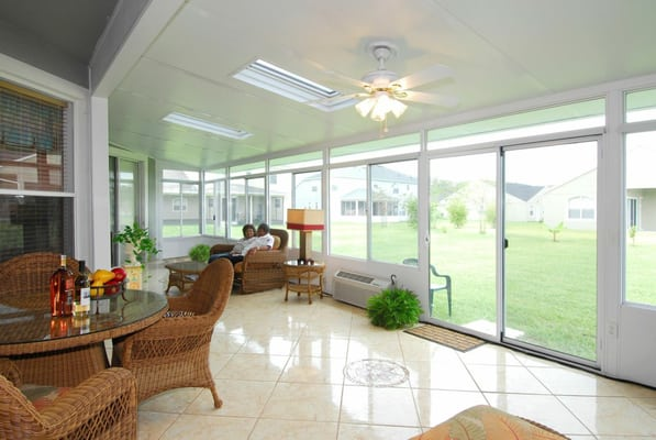 sunroom additions in Taylors, SC