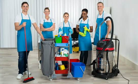 commercial cleaning services in Fort Collins, CO